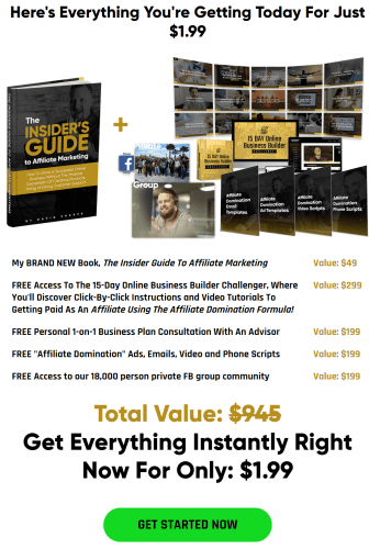 The Insider's Guide to Affiliate Marketing