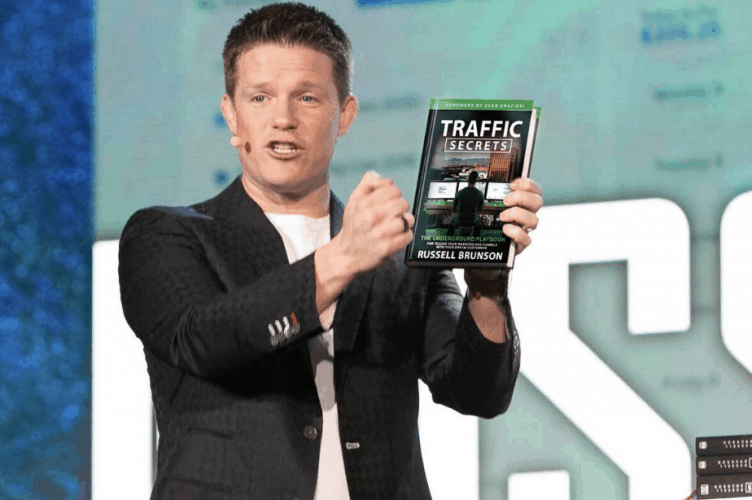 Traffic Secrets Russell Brunson