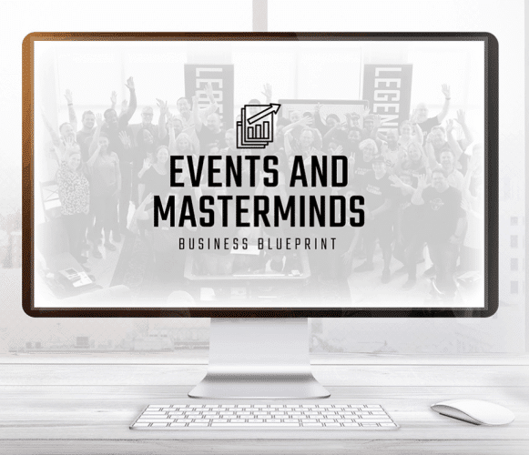 Legendary Marketer Products: Live Events