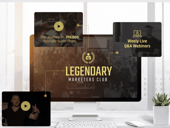 Legendary Products: Marketers Club