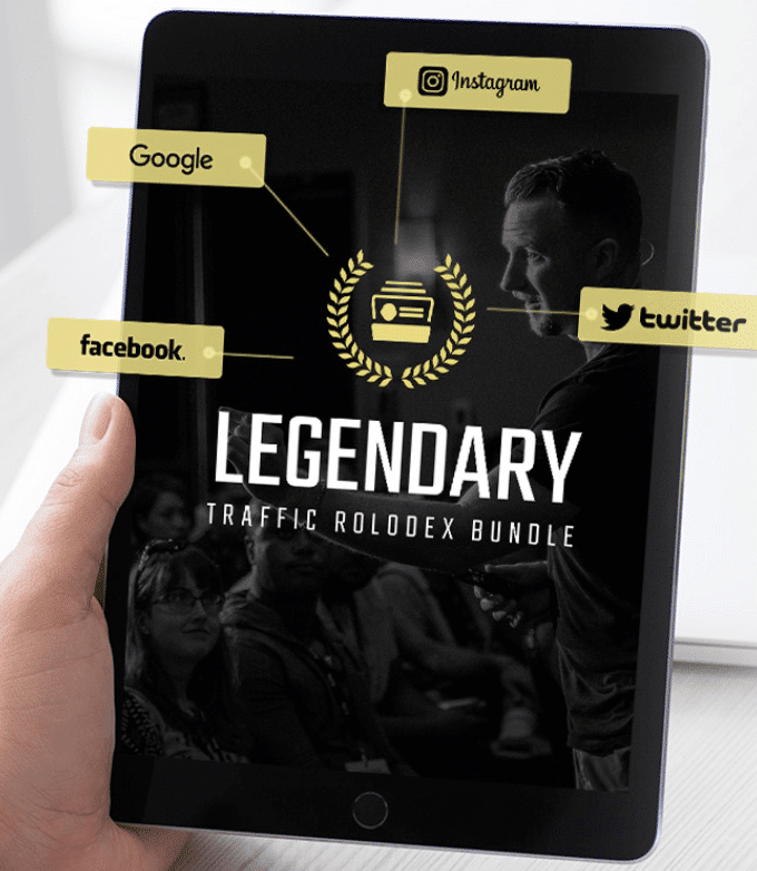 Legendary Marketer Traffic Rolodex Bundle