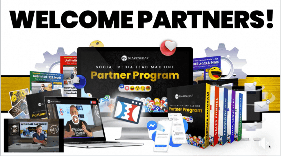 Blake Nubar Partner Program Review: Discover How You Too Can Easily Bring  In Loads Of Leads And Sales - Utilize Your Business