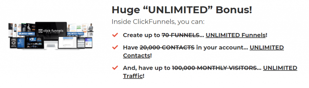 Funnel Hacking Secrets Bonuses