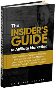 The Insiders Guide to affiliate marketing