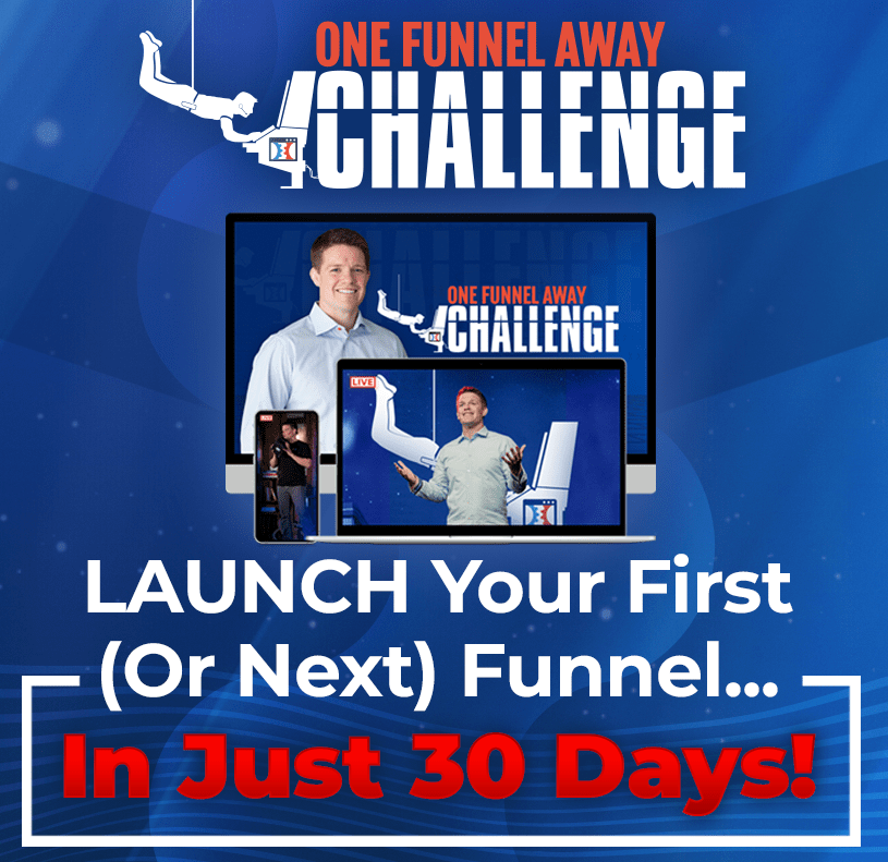 One Funnel Away Challenge 2021 Review [Stratigies To Level Up Your Business]